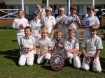 New Junior Henley Cricket Masterclasses testing