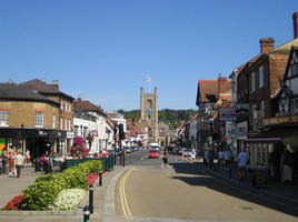 Henley and Harpsden Joint Neighbourhood Plan Area Consultation