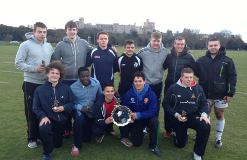 Henley College Team Win Plate Competition Henley Herald News