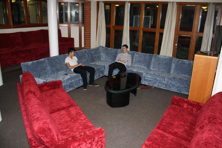 Burr-Sofas