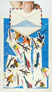 Joe Tilson Sky Two 1967 (1)
