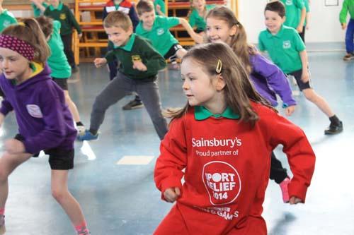 Henley Herald - Sport Relief 2014