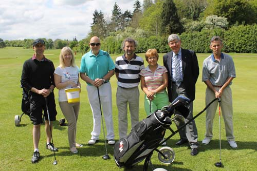 Chiltern Centre Golf Day 2014