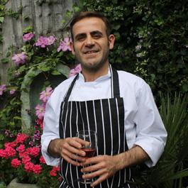 Head Chef Oscar Ortu, Rossetti Ristorante