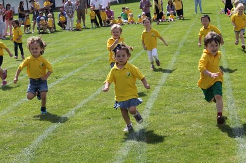 Dragonflies Montessori Sports Day 2014
