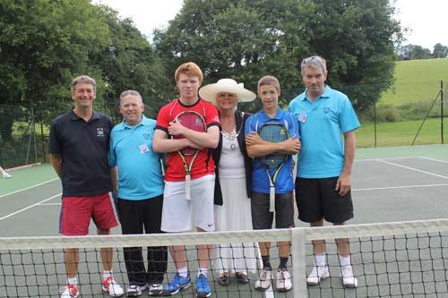 Great British Tennis Weekend Henley