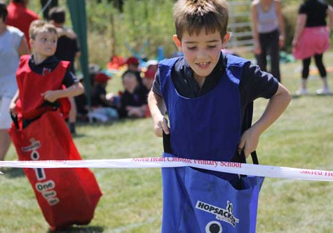 Super Sacred Heart Sports Day Henley Herald