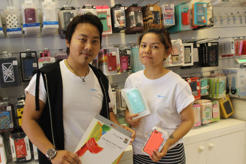 New Mobile Phone Accessories Shop Opens Henley Herald