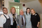 Sue Ryder Duchess of Kent Lunch at Rossetti Ristorante Henley