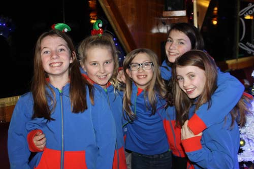1st Henley-on-Thames Guides 100th Birthday Party