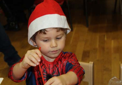 Dragonflies Montessori School Xmas Party 2014