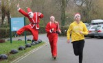 Henley Santa Fun Run 2014