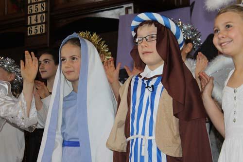 Sacred Heart School Henley Christmas Play
