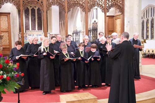 Henley Choir Festival 2014