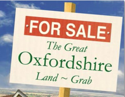 CPRE Oxfordshire Petition Logo
