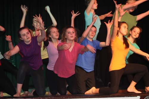 Gillotts School Gym and Dance