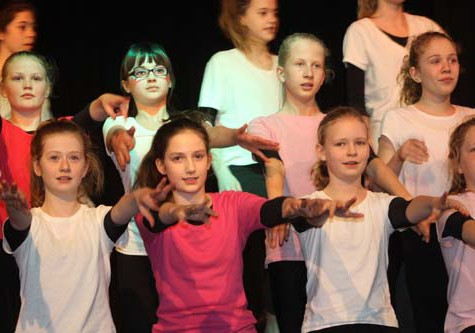 Gillotts School Gym and Dance