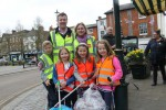Henley in Bloom Hit Litter 2015