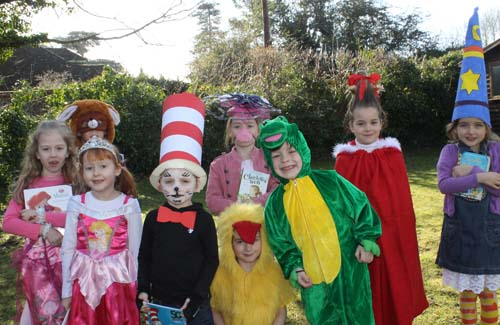 World Book Day in Henley