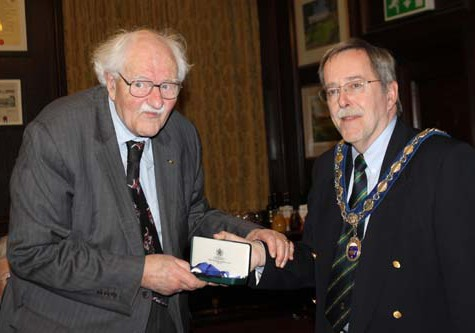 Henley Town Medal 2015