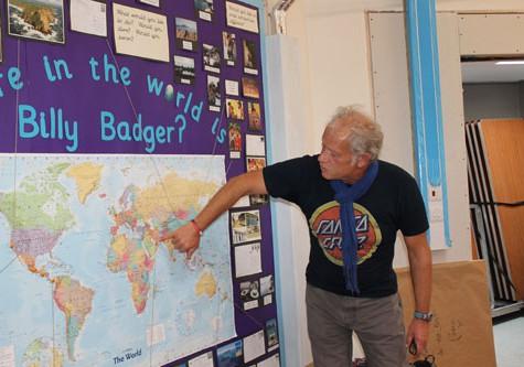 Billy Badger Badgemore School