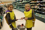 Tesco Farm to Fork with Henley Brownies