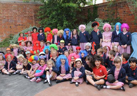 Ruby And Her Schools Friends Raise Money For Cancer