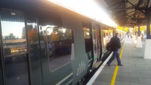 GWR Train Henley