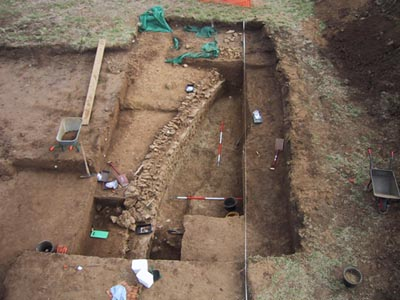 Excavations at Marcham
