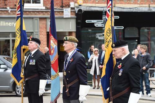 Henley Armistice Day