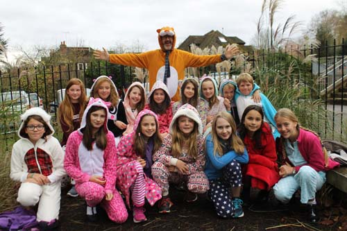 Henley Schools Children in Need