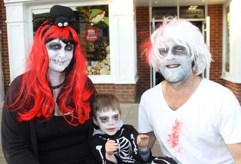 Henley on Halloween