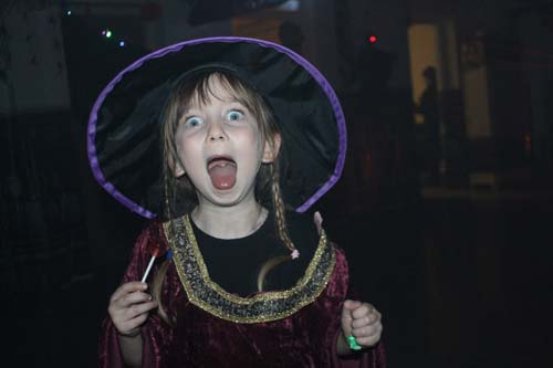 Henley Scouts Halloween Party