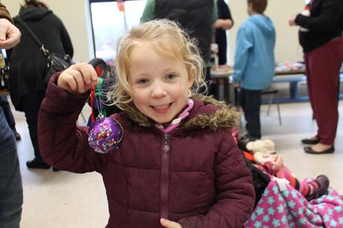 Badgemore School Christmas Fair