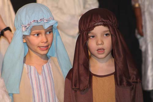 Badgemore School Christmas Play