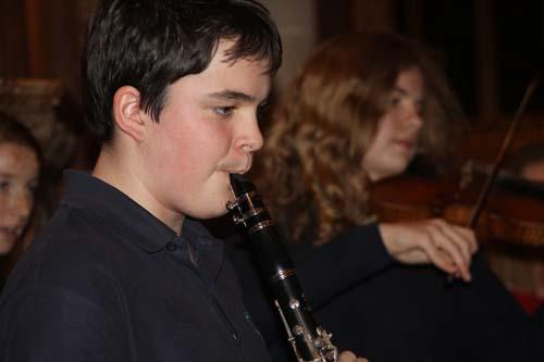 Gillotts School Carol Concert