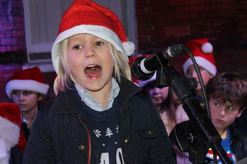 Henley Living Advent Calendar - Henley Children's Theatre Group
