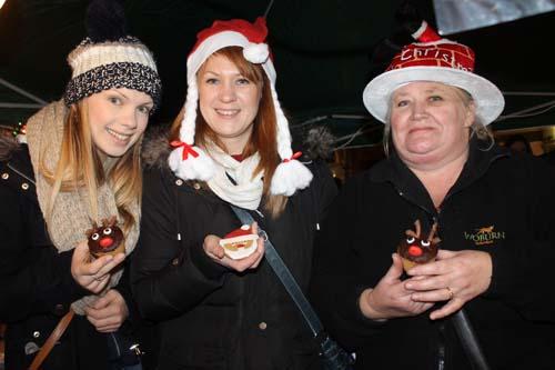 Christmas Festival Henley 2015