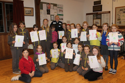 brownies-road-safety-badge