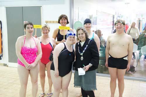 Henley Lions Swimathon 2016