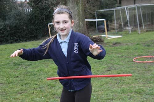 Sport Relief at Trinity School Henley