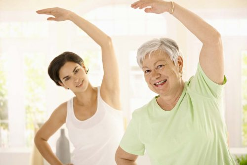 dance and movement over 50s