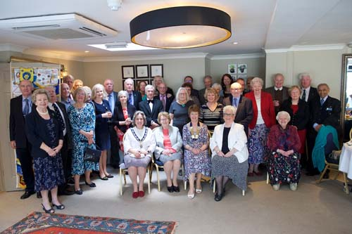 Henley Lions 45th Charter Anniversary