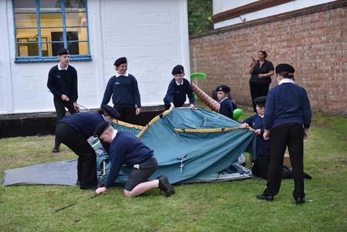 Henley Sea Cadets Royal Navy Parade