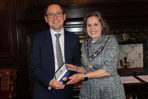 Henley Town Medal 2016