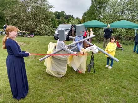 Valley Road School Medieval Fair