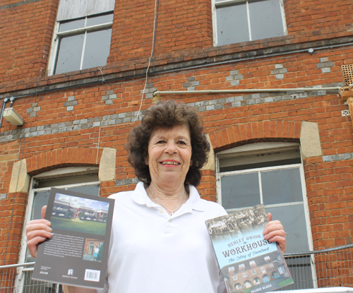 Tireless Years of Work Went into New History of the Henley Union