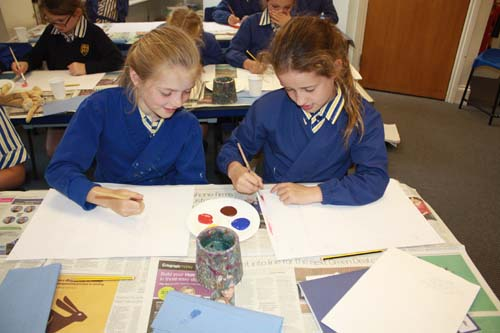 Rupert House School Kadinsky Artist