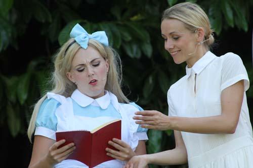 Alice at Henley Fringe 2016