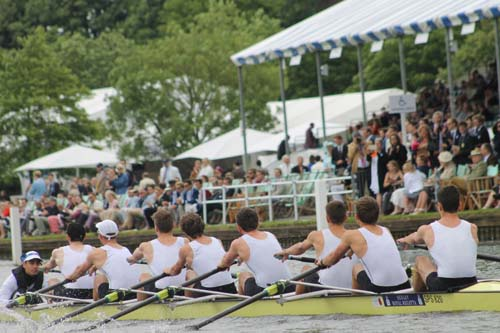 Henley Regatta 2016 Friday